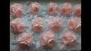 Браслеты для подружек невесты из лент Канзаши МК / Bracelets for the bridesmaids and the ribbon