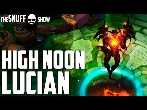 Ковбой Люциан ● High Noon Lucian ● Обзор скина