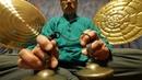 Antique Tingsha Solar Plexus/3rd Chakra Meditation 3~10 min