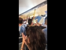 Аргентинцы в автобусе