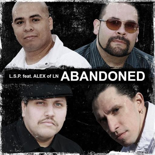 ЛСП альбом Abandoned