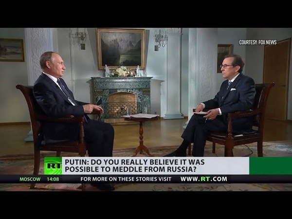 Putin to Fox: Don't hold US-Russia ties hostage to internal politics