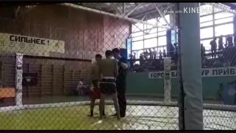 Жекпе жек Байқоңыр финал