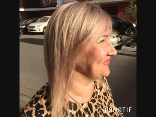 Красавица блондинка !!!