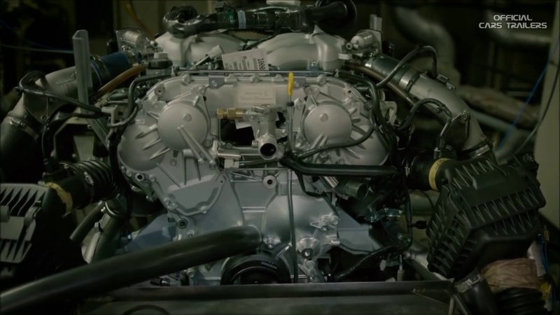 Сборка двигателя Nissan GT-R