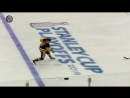 Хет-трик Кросби / Crosby lights up Flyers for 3rd career playoff hat trick