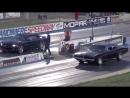 Dodge Charger 1969 vs Chevrolet Camaro!! 1-4 de milla_HD.mp4