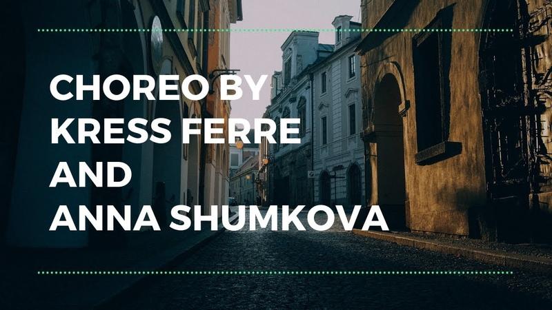 CHOREO by KRESS And ANNA / Vogue Twerk