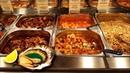 Китайская еда Шведский стол Все включено Безлимитный ресторан Shi Mei Asia Buffet Restaurant