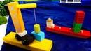 Veículos de transporte de brinquedo. Vídeos de carros para crianças.
