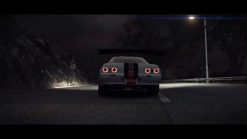 GRID 2 Race Nissan skyline R32 tuning