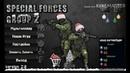 Special forces Group 2 .Игра с реальными людми, ну и с ботами