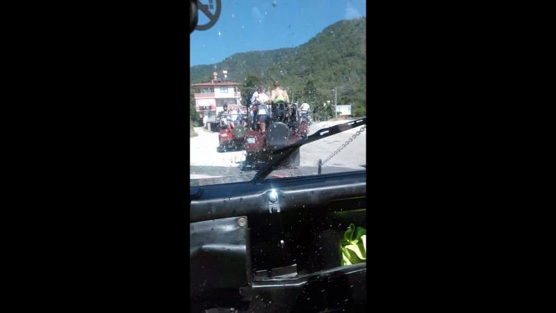 Джип сафари в горы