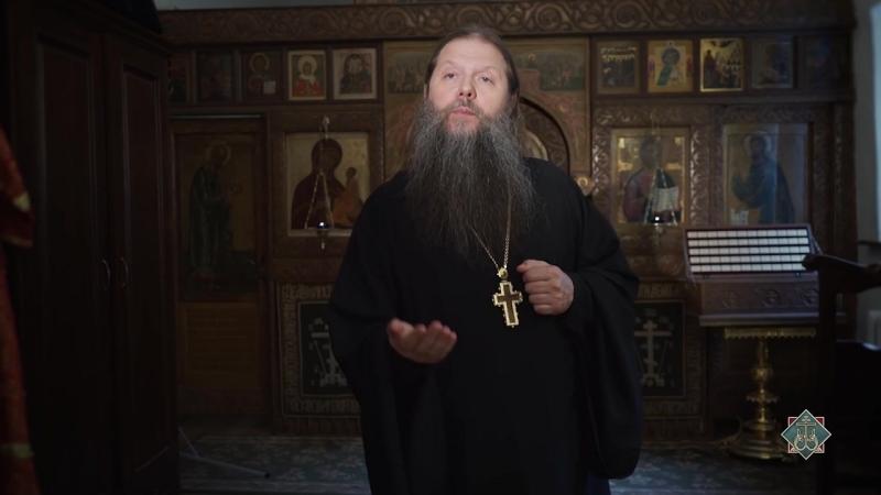 Вознесение Господне. Протоиерей Артемий Владимиров.