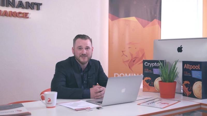 Dominant Finance страховой фонд 1 млн. $ Исполнительный Директор Дмитрий Гарусов