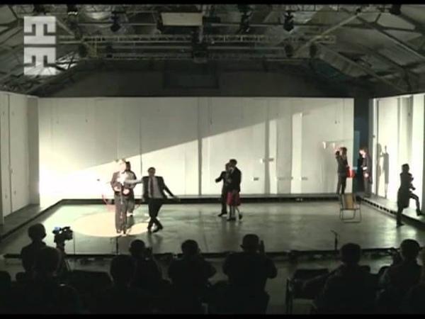 ПЛАТФОРМА - спектакль Охота на Снарка [ОКОЛОТЕАТР]