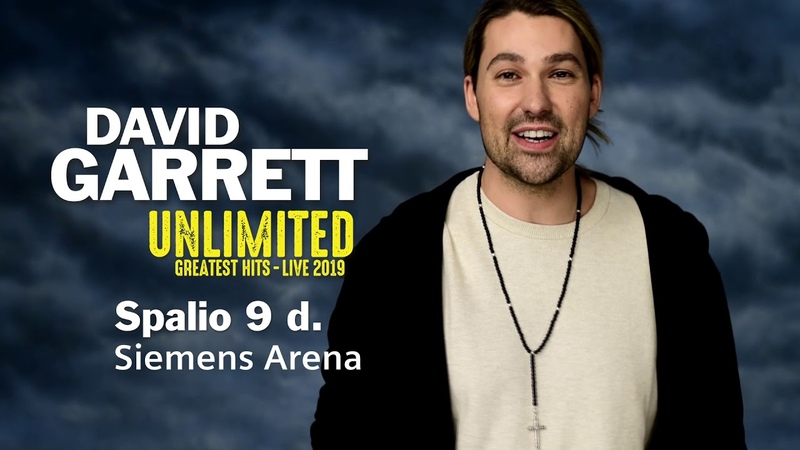 David Garret Unlimited - Greatest Hits - Live 2019