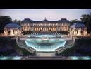 Amazing Gigantic Mega Mansion Design Proposal Le Domaine Des Chênes