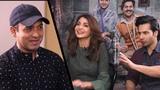 Varun Dhawan , Arjun Kapoor &amp Anushka Sharma TROLL each other on LIVE CHAT