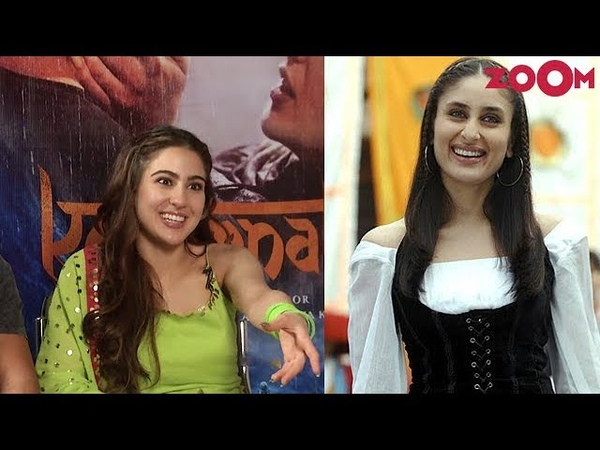 Sara Ali Khan REACTS to being called Geet from Kareena's Jab We Met | Full Interview | Exclusive