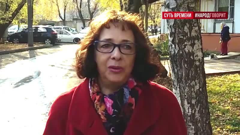 Путин говорит, что народ принял реформу, а все вокруг против повышения пенсионно