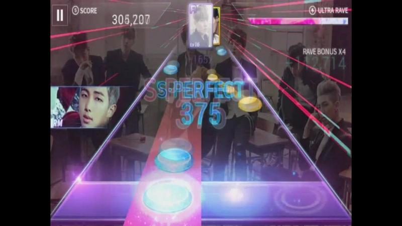 SuperStar BTS | BTS - Cypher pt.2 : Triptych (RM) | ( normal )