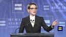 Evan Rachel Wood Receives the HRC Visibility Award