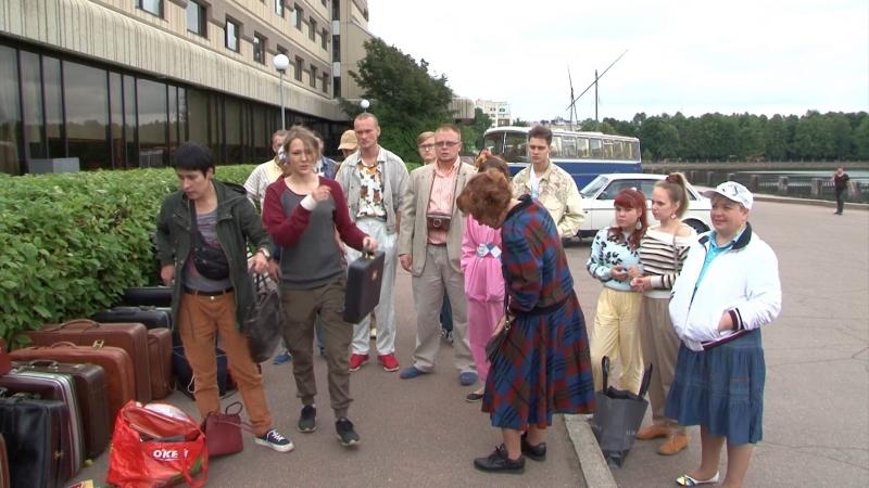 В Выборге идут съемки сериала Матрешка » Freewka.com - Смотреть онлайн в хорощем качестве
