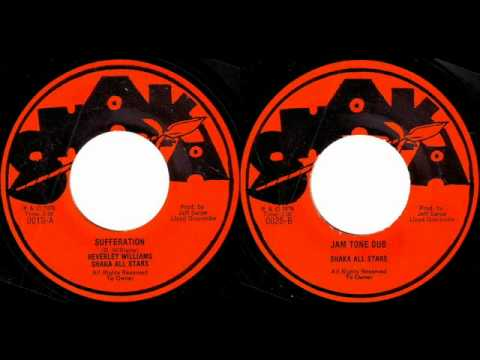 Beverley Williams - Sufferation Jam Tone Dub (1976)