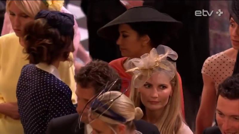 Свадьба принца Гарри Уэльского и Меган Маркл с комментариями Татьяны Поляковой и Михаила Малкина