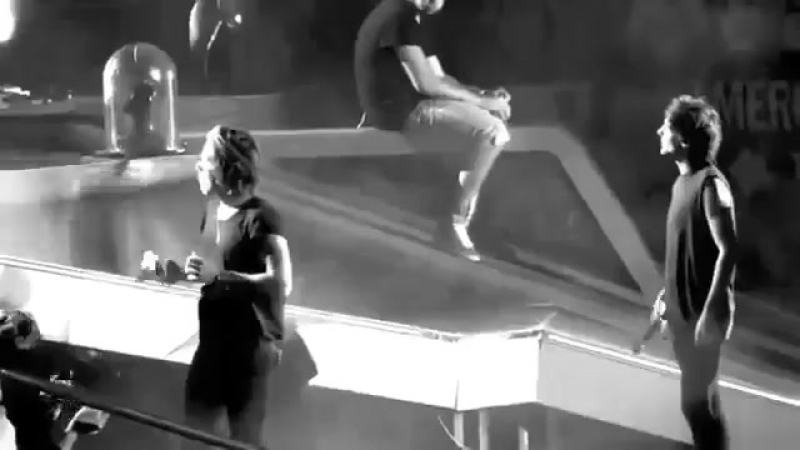 Louis and harry invented mirroring. it's a fact.