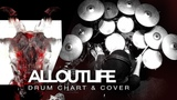 Slipknot - All Out Life (Drum CoverChart)