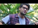 Rajiv Dhall шикарно спел под гитару песню GIRLS LIKE YOU - MAROON 5 FT. CARDI B