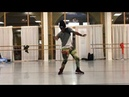 With Nonstop / MARQUESE SCOTT | MasterClass | Freestyle dance | Hip hop | Popping