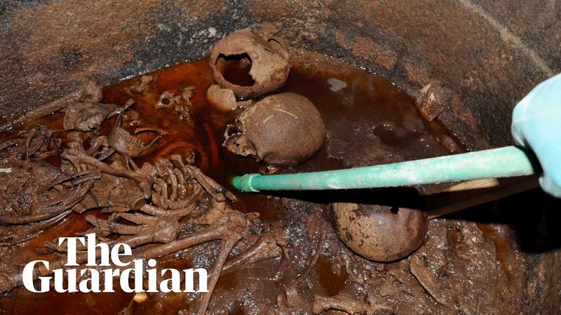 Freshly unearthed Egyptian mummies 'not royalty'
