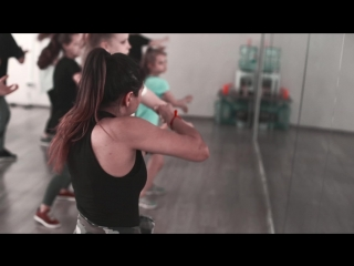 Dancehall Power: Badman choreo by Kazakh 10/06/18