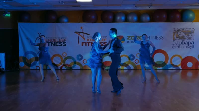 Студия «Shine Dance» хор. Латыпова Эльвира