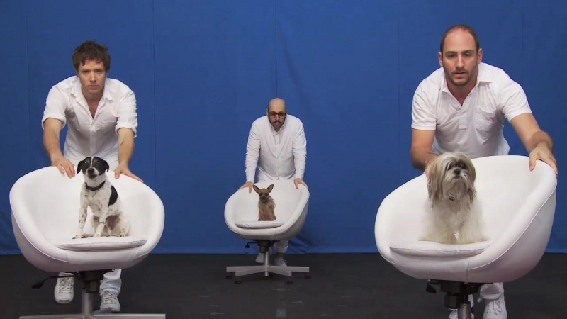 OK Go - White Knuckles (Official Video)