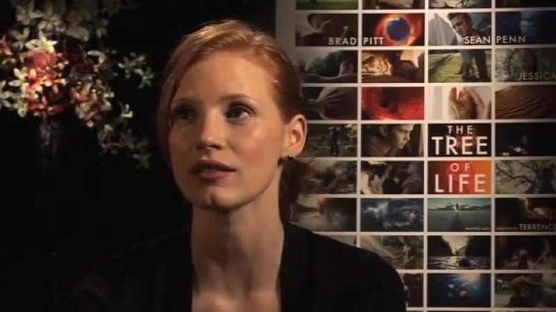 2011 › Интервью для портала «The CW Austin» в рамках промоушена фильма «Древо жизни»