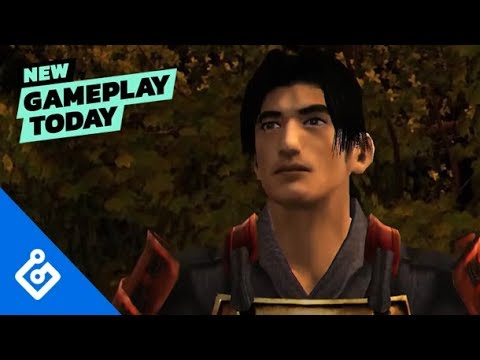 New Gameplay Today - Onimusha: Warlords Remastered