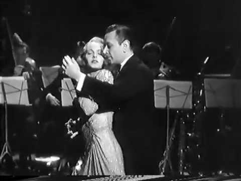 George Raft and Janet Blair dance the Tango in Broadway (1942)