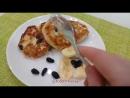 Сырники с бананом и изюмом без яиц — рецепт от Foodman.club