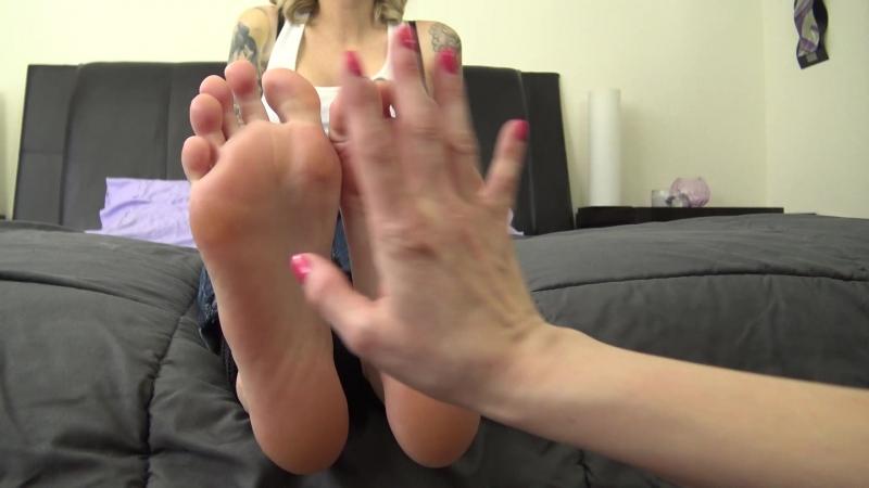 TheFootFantasy - Reagan Lush Serves Her Ticklish Feet To You