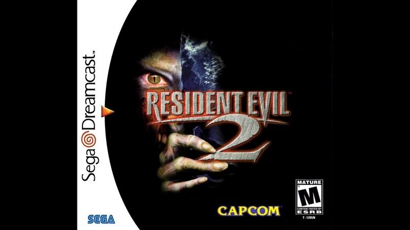 [DC-U] Resident Evil 2 [Nightmare, Claire B] - 01. Заклевали до смерти