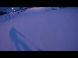 Горные лыжи, мои выходные )
