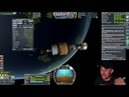 Deltish IV Parker Sorta Probe ULA's Patrick Moore Visits the Kerbal Space Academy