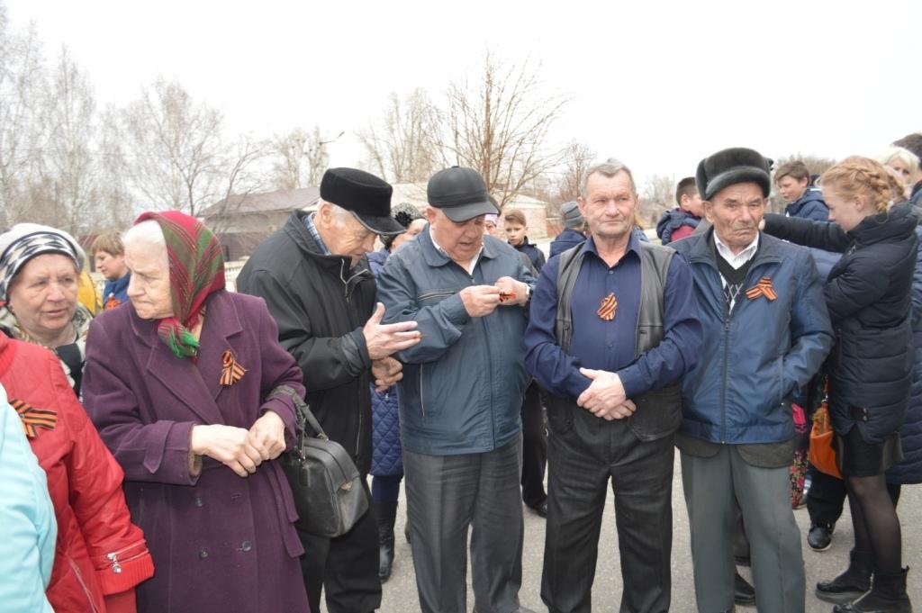 gX2r QQ0iWU - Акция «Георгиевская ленточка» В преддверии самого священного для нашей страны