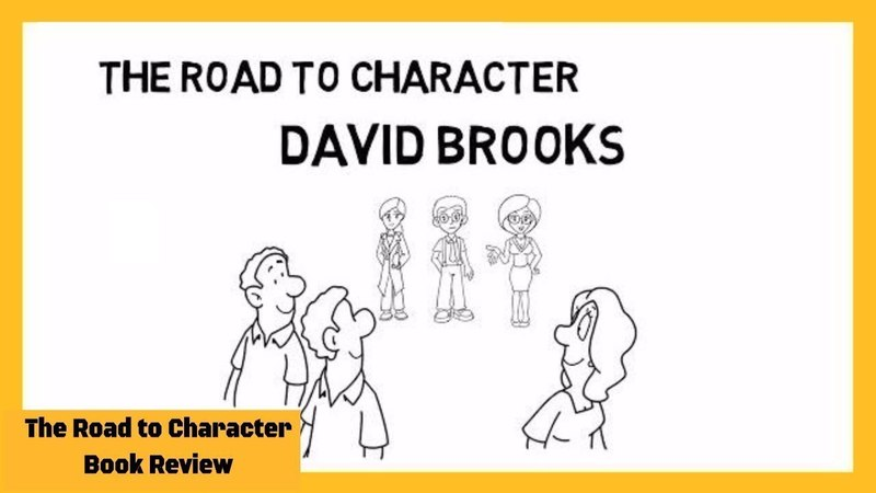 The Road to Character by David Brooks | Animated Book Review