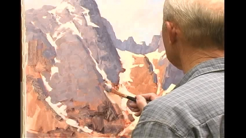Jim Wilcox Painting from the Outside In DVD 3