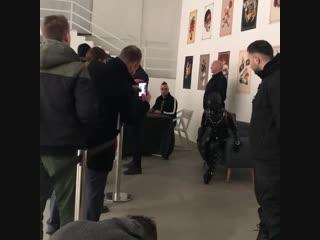 till lindemann Kiev 2018 Messer Tour.mp4